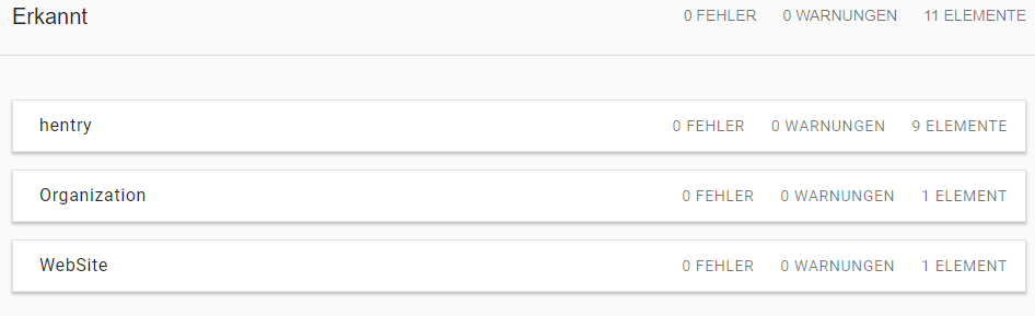 Google-Testtool für strukturierte Daten am Beispiel von adsimple.at