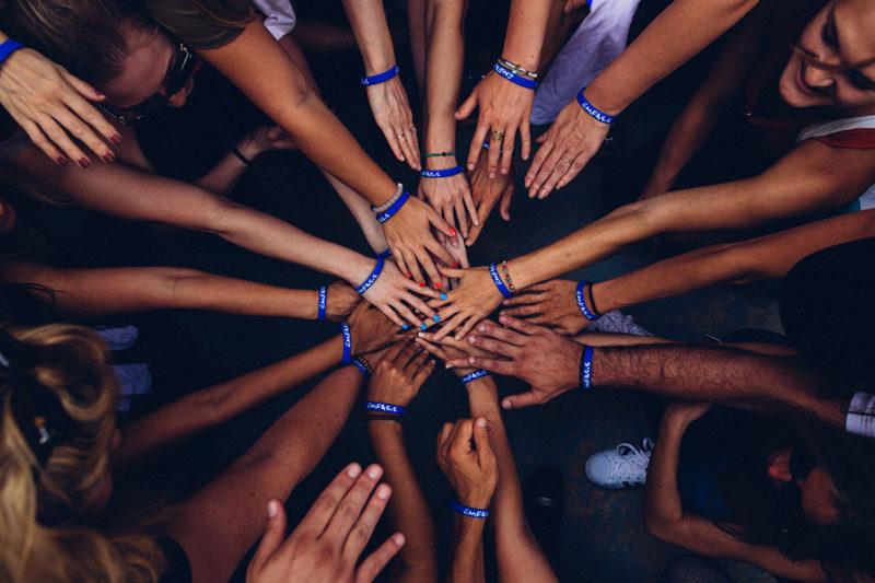 Linkbuilding bedeutet sich mit anderen zu vernetzen.