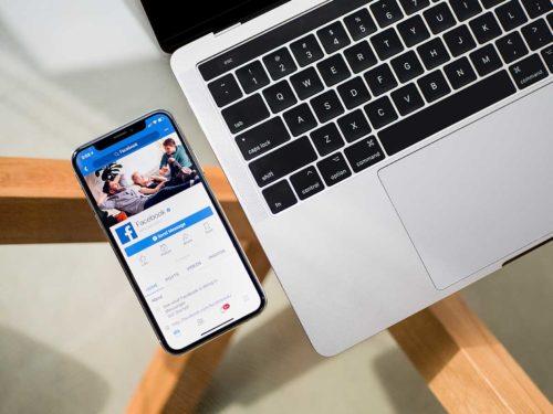 Facebook Seite Einrichtung von AdSimple