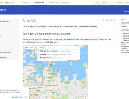 Wie man einen direkten Link für die Erstellung einer Google My Business Rezension erzeugt